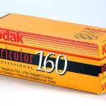 Kodak - Vericolor 160