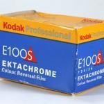 Kodak - Ektachrome E100S