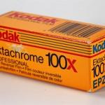 Kodak - Ektachrome 100x