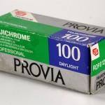 Fujichrome - Provia 100