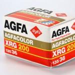 Agfa - Agfacolor XRG 200