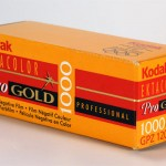 Kodak Ektacolor Pro Gold 1000