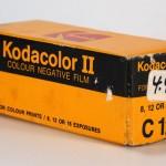 Kodak - Kodacolor II