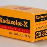Kodak - Kodacolor-X 80