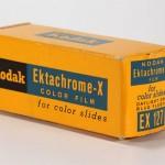 Kodak - Ektachrome-X