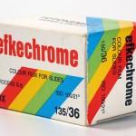 Fotokemia - Efkechrome 100