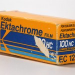 Kodak - Ektachrome 100HC