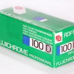 Fuji - Fujichrome 100D (Slide)