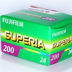 Fuji - Superia 200 (Print)