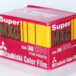 Mitsubishi - Super MXG100 (Print)