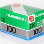 Fuji - Fujichrome DX 100 (Slide)