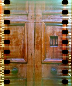 Brick Lane - The Door
