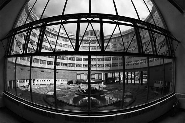 South Hall - Fisheye View