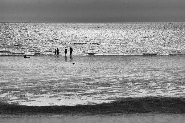 Paddle In The Irish Sea