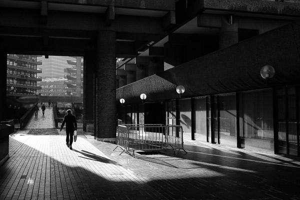 Morning Light  In White Lyon Court