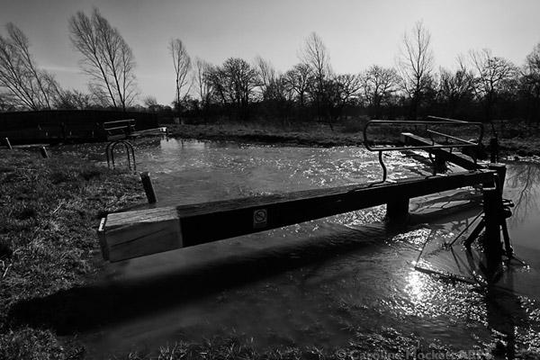 Flooded Gates