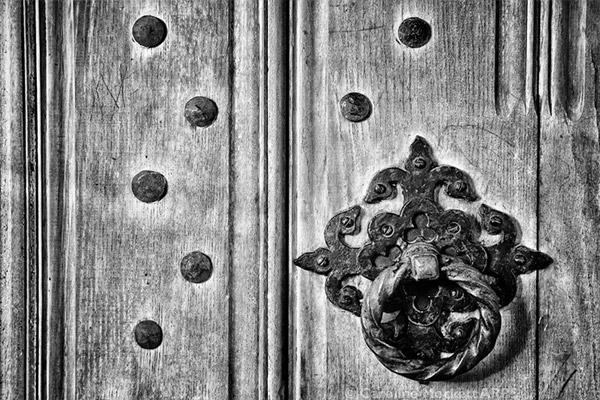 Door Handle & Studs