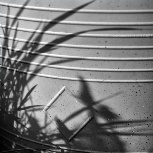Shadows On A Bucket