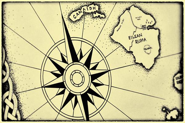 Ye Olde Treasure Mappe?