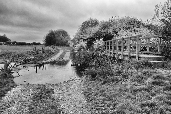 Footbridge & Ford