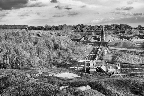 Quarry Conveyor