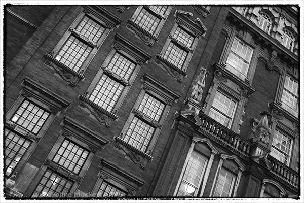 Staircase Windows