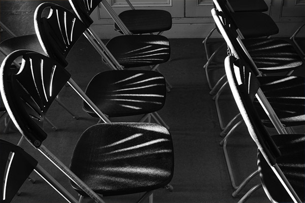 Stripy Chairs