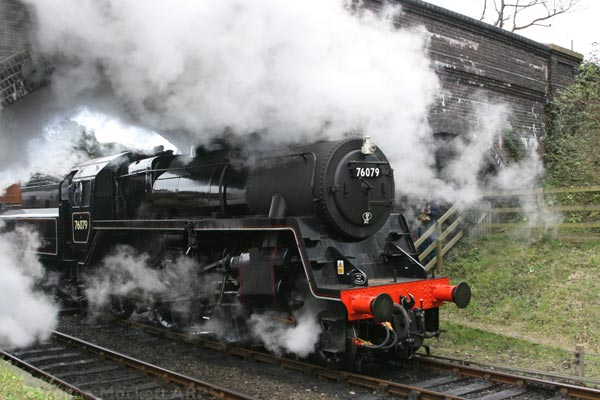 Steam on the NNR