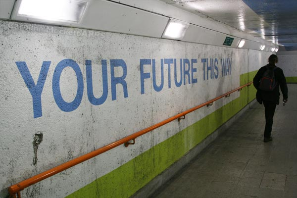 Your Future This Way