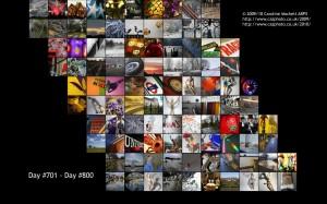 Days 701-800
