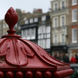 The King's Post Box