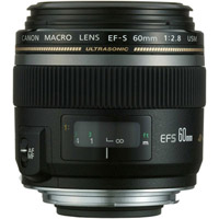 Canon 60mm EF-S f/2.8 USM Macro