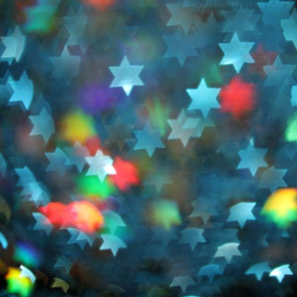 I see stars!