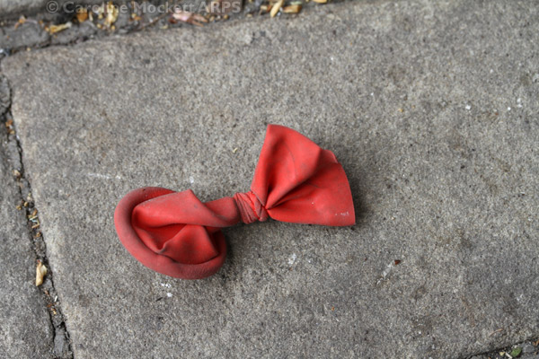 Dead Red Balloon