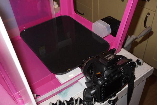 Setup shot 1