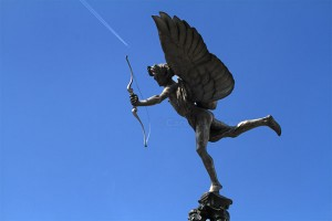 Eros And The Blue Sky