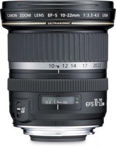Canon 10-22mm EF-S f/3.5-4.5 USM