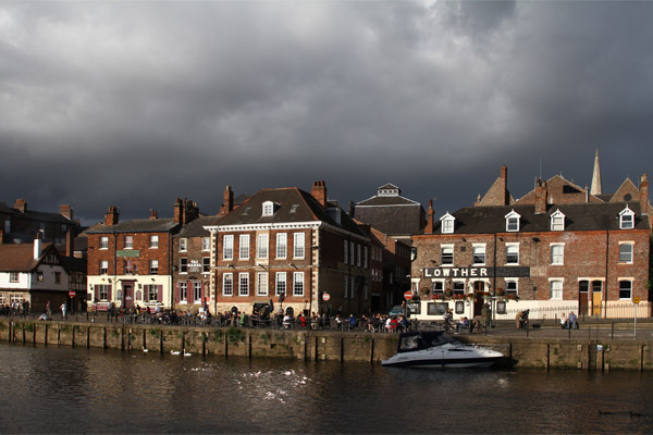 Ouse View, York