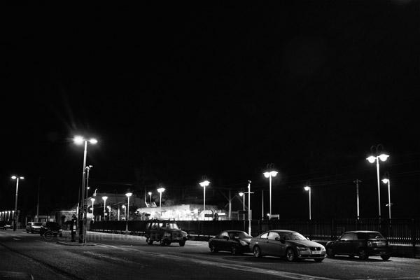 Late Night Commute