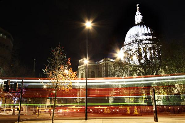 London Bendy-Bus