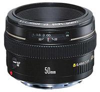 Canon 50mm EF f/1.4 USM