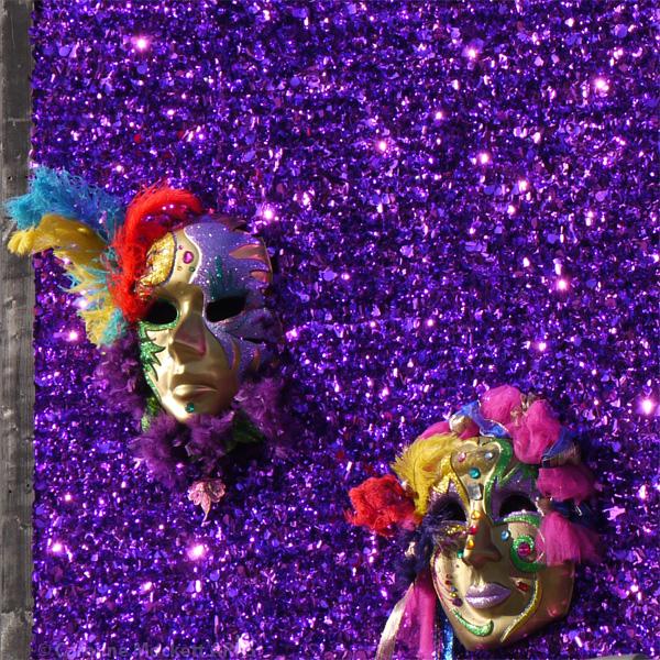 Purple Heads