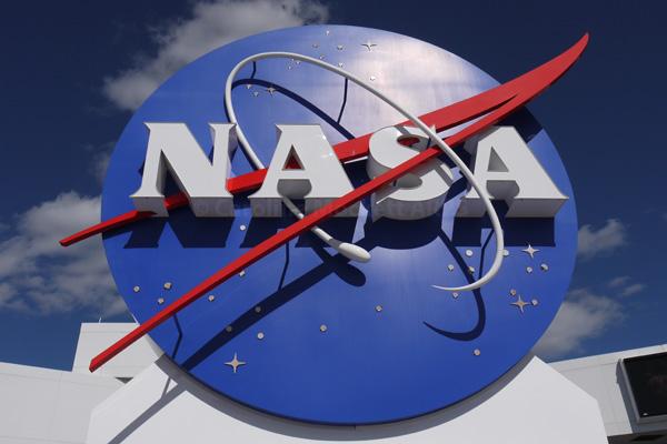 The NASA emblem