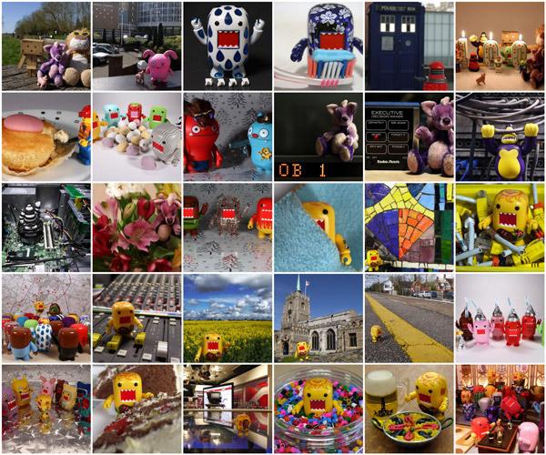 Toybox April 2012