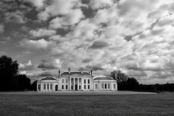 Hylands House in Mono