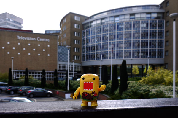 Sunny At Television Centre