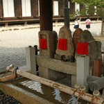 Jizo & Purifying Water