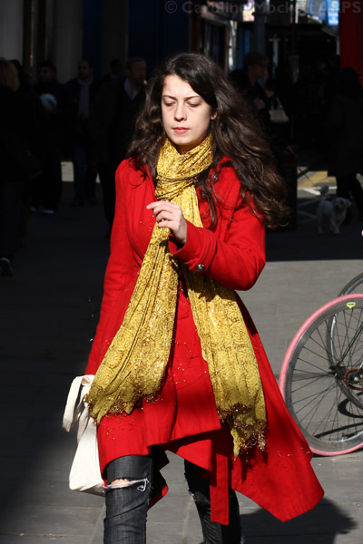 Red Coat #1