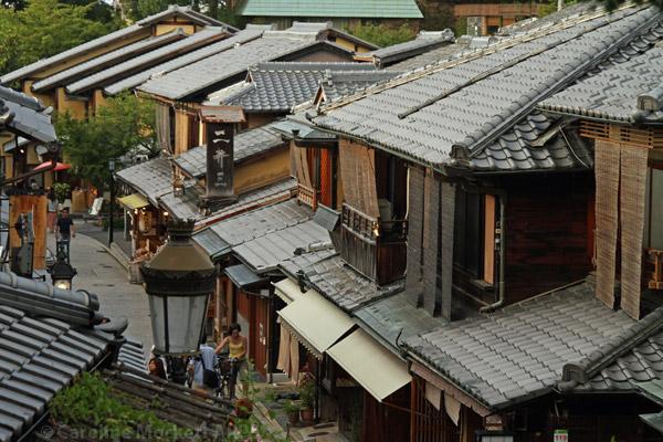 Kyoto Back Streets