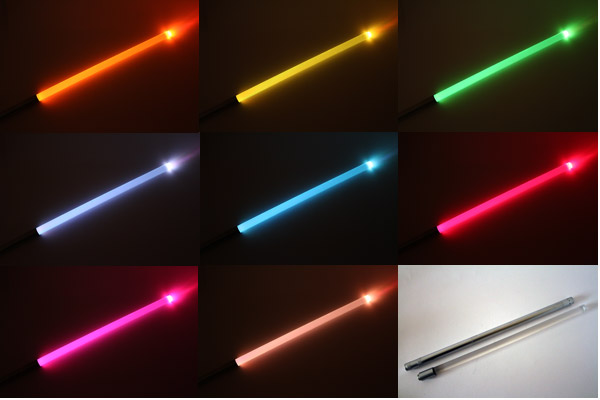LED Lenser V24 - Colour Changing Lightsabre